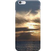 Sunset, Fremantle, Bather's Beach W.A. iPhone Case/Skin