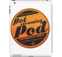 Hot Steaming Pod Shirt iPad Case/Skin