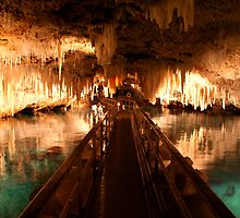 Crystal Cave, Bermuda by JessDismont
