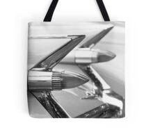 Caddy Taillights Tote Bag