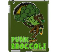 punk broccoli iPad Case/Skin