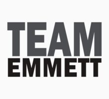 TEAM Emmett by alwaysdazzle
