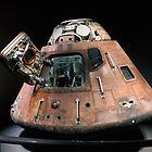 Apollo 14 Capsule by David Lamb