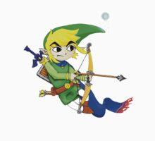 Toon Link Warrior Kids Clothes