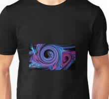 Spilled Paint Unisex T-Shirt
