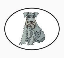 Kerry Blue Terrier Kids Clothes