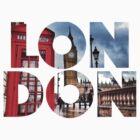 London - UK - Great Britain by RAJEK