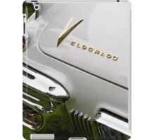 White Eldorado iPad Case/Skin