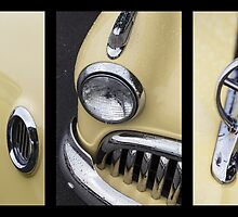 1949 Buick Tryptych by dlhedberg