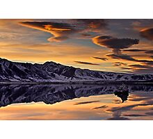 Mono Lake Sunset Photographic Print