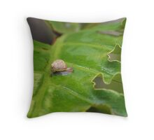 On the Move... Throw Pillow