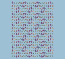 Candy Repeat Pattern Kids Clothes