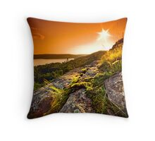 Sunset In Dorset Ontario Throw Pillow