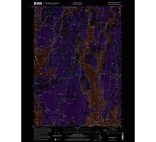 Maine USGS Historical Map Phippsburg 102877 2000 24000 Inversion Photographic Print