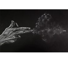 Hand Gun Photographic Print