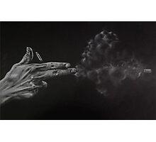Hand Gun Photographic Print
