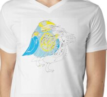 "BIRD SHIRT ""AND I THINK WE CAN ALL AGREE"" Mens V-Neck T-Shirt"