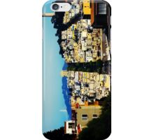 View from Lombard Street iPhone Case/Skin