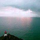 Makapuu Lighthouse by kevin smith  skystudiohawaii