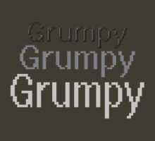 grumpy by TeaseTees