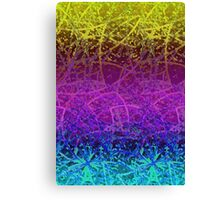 Grunge Art Abstract Canvas Print