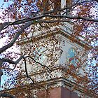 Independence Hall with Tree by Patrick Bodner