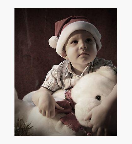 My Christmas Angel Photographic Print