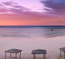 Cottesloe Sunrise - Hi Res by Kirk  Hille