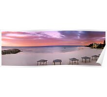 Cottesloe Sunrise - Hi Res Poster