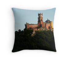 Palacio da Pena Throw Pillow