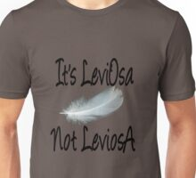 It's LeviOsa, not LeviosA Unisex T-Shirt