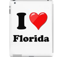 I Love Florida iPad Case/Skin
