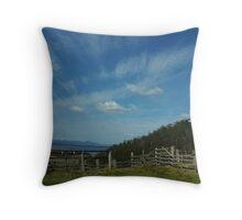 Cherry Tree Farm Throw Pillow