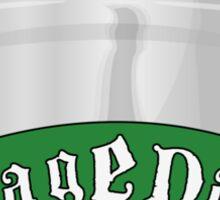 RageDay crest Sticker