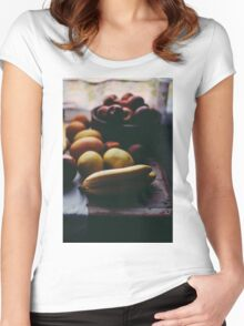 Still life Women's Fitted Scoop T-Shirt