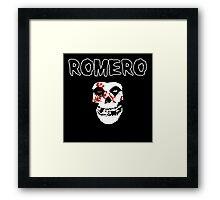 George Romero Framed Print