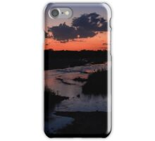 Twilight at Llano iPhone Case/Skin