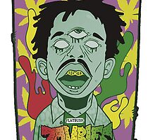 Flatbush Zombies by rendrata88