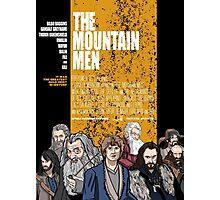 The Mountain Men Photographic Print