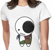 skelly Womens Fitted T-Shirt