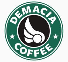 Demacia Coffee by PrettyPictures