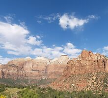 Zion by Christopher Carlson
