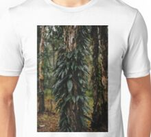 I'm out in the woods Unisex T-Shirt