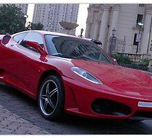 Car Replica by executivemodcar