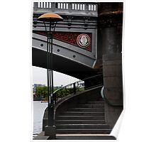 Southbank Steps Poster