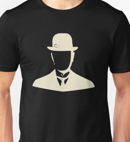 son of man appleless - creme Unisex T-Shirt