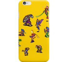 Breath of fire battle iPhone Case/Skin