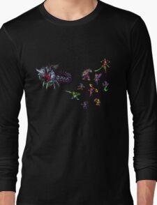 Breath of fire battle Long Sleeve T-Shirt