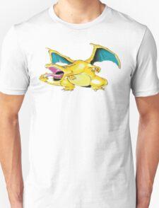 Charizard 1st edition T-Shirt