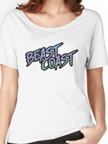 Beast Coast Women's Relaxed Fit T-Shirt